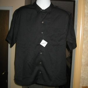 Port Authoirty Button Down Short Sleeve Shirt